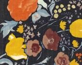 Nani Iro Kokka Japanese Fabric Fuccra : rakuen - Majorca - 50cm