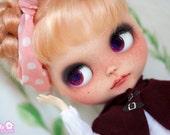 Evey (OOAK Custom Blythe)