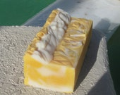 Mango 2 Pound Loaf  Cold Process Soap more loaves in my store