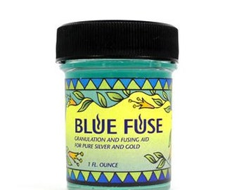 Blue Fuse Firing Aid for Pure Silver (granulation)
