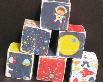 Lost in Space - Art Blocks