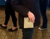 Vanilla Chip Mini Shoulder Bag