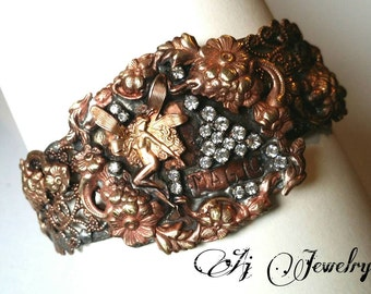 Fairy Magic Hinge Bracelet