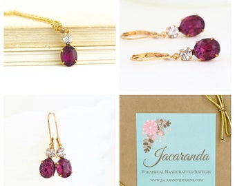 Gift Idea For Woman - Gift Set For Her - Jewelry Gift Set - Present For Mom -  Wife Gift For Her