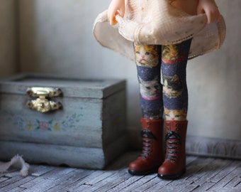 Kitty Blythe Doll Stockings