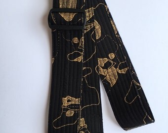 modern guitar strap