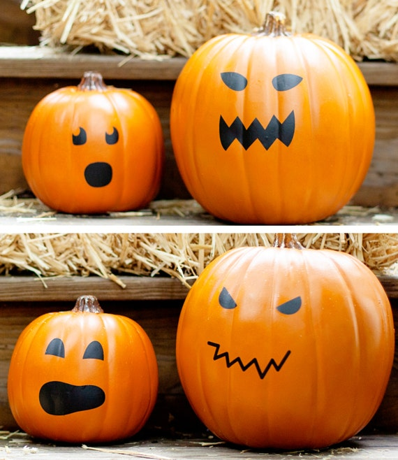 like this item - Scary Halloween Pumpkin Faces