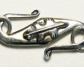 Sterling Silver S-Hook from Bali