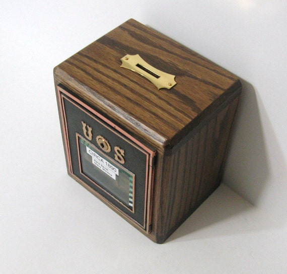 Post Office Box 1890 Large Door Bank / Safe By Boxnmor On Etsy