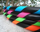 Hula Hoop SALE! *Best Selling* Hoola Monsters ECONOMY Travel Hoop - Beginner Hula Hoop - Choose Your Colors and Size!