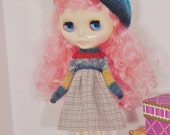 Blythe / Jerry Berry / Pure Neemo Boho Dress