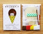 DIY SUNAE(Sand Art) Kit  -Icecream Girl-
