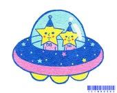 SUNAE(Sand Art) -Donuts UFO2- (Edition 10)