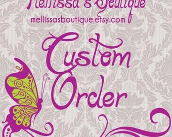 Custom for Amy Clark Nautical/Sea Mermaid Aqua & Pink Boutique Designer Crib Bedding Set PAYMENT #2