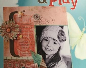 Flip, Spin, Play: Creative Scrapbooking