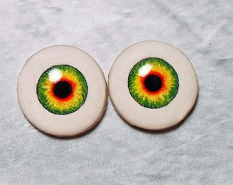 Doll eyes Clearance 9.5mm AD color Tuscan