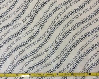 NEW Art Gallery Make Closures Crude on cotton Lycra  knit fabric 1 yard