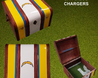 San Diego Chargers - Football Trunk