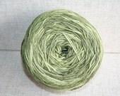SALE! - Designer Sock Yarn Destash - 416yd - Knit One Crochet Too Crock-O-Dye - 535 Green