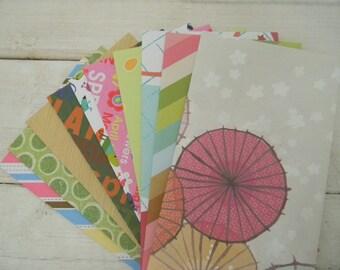 Set of 10 envelopes for mailing needs