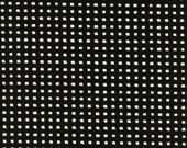 black and white plaid fabric / squared cotton & steel / quilting fabric / black white quilt fabric / fabric by the yard / quilting cotton