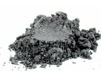 Mineral Eye Shadow - Steel (5 gram jar)