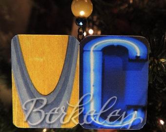 HALF PRICE! UC Berkeley keepsake/ornament