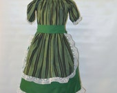 Child - Haunted House and Mansion Maid Dress - Girls size 1-14