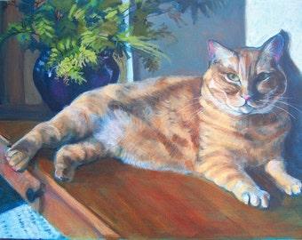 "16 x 20"" Custom Pet Portrait"