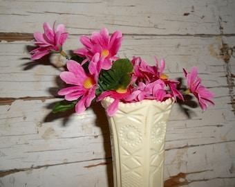 Vintage Plastic Flower Vase