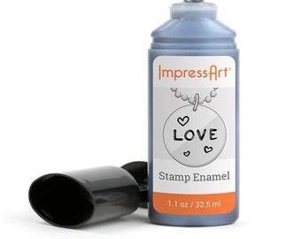 Stamp Enamel