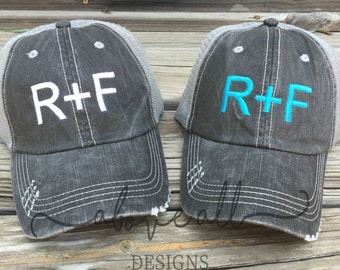 Rodan & Fields Trucker Hat - R + F