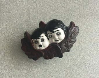Gothic Angel Trinket Box