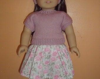 Design a friend/American girl doll clothes