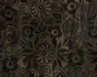NEW - Black Olive Batik - 9197