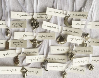 CAKE PULL COLLECTION - sterling silver (choose one charm at a time)