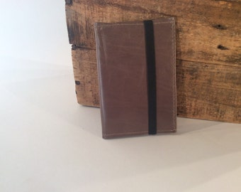 The Observator: Refillable Leather Notebook by Binding Bee