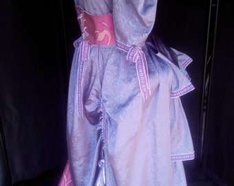 Victorian style fantasy dress