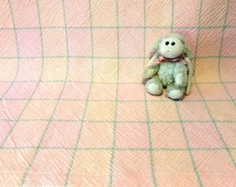 Handwoven Baby Blanket, Baby Wrap, Woven Baby Blanket, Woven Baby Wrap, Cotton Baby Blanket, Baby Towel #16-19