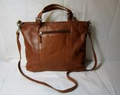 Genuine Leather Shoulderbag Handbag