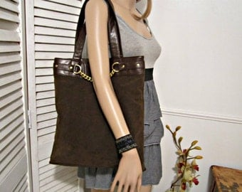 Large Tote Non Leather Tote Shoulderbag Handbag