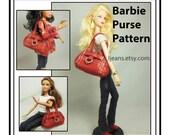 Barbie Circular Clasp Purse Tutorial