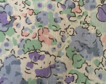 Liberty Fabric tana lawn Claire Aude  Fat Quarter fq