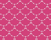 Ripples Pink Millie Fleur - Bari J. - Art Gallery Fabric - 100% Quilters Cotton Available in Yards, Half Yards and FQ's MFL-11354