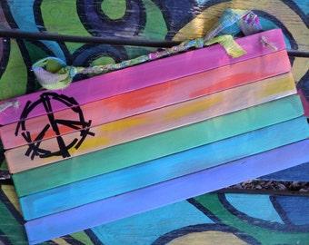 Naked Hippies Hippie Decor Hippie Home Beware Sign
