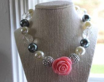 Little Ballerina Necklace and Bracelet
