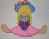 Spring Doll #2 Wall Hanging