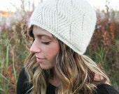 Crochet Hat Pattern - Jane Frost Hat