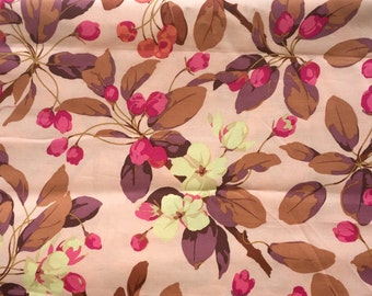 "Martha Negley PWMN058 Pink Crabapple Path Medley Toss Farmington Quilting 18"" BHY Nature Rowan Westminster Half Yard 18"" Quilt Fabric HY BHY"
