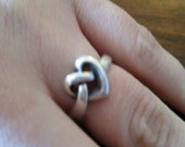 james avery heart ring size 8